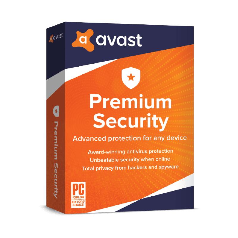 Avast Premium Security 2021 1 Year 1 PC Sri Lanka DigitalGoods.lk