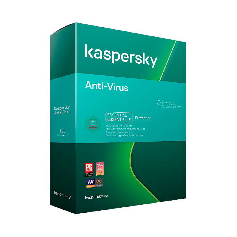 Kaspersky AntiVirus 2021 1 Year 1 PC Sri Lanka Genuine Activation Code DigitalGoods.lk