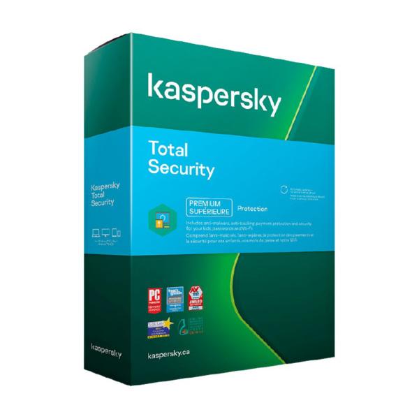 Kaspersky Total Security 2021 1 Year 1 PC Sri Lanka Genuine Activation Code DigitalGoods.lk